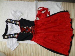 Country Lady Dirndl mit Bluse Gr.38  neu