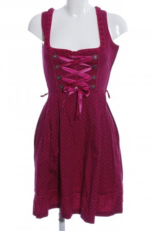 Country Life Dirndl red spot pattern classic style