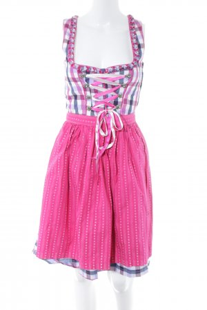 Country Life Dirndl check pattern classic style
