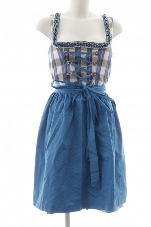 Country Life Dirndl Karomuster Country-Look
