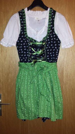 Country Life Vestido Dirndl multicolor