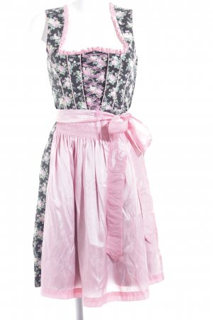 Country Line Dirndl Blumenmuster Romantik-Look