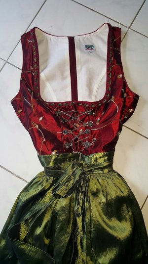Country Line Dirndl Gr. 38 neu bordeaux