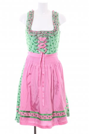 Country Line Dirndl Karomuster Country-Look