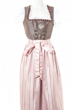 Country Line Dirndl mehrfarbig Country-Look