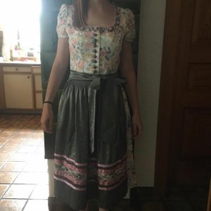 Country Line Dirndl multicolore