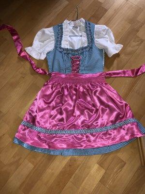 Country Line Vestido Dirndl multicolor