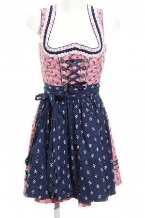 Country Line Dirndl Vichykaromuster Country-Look