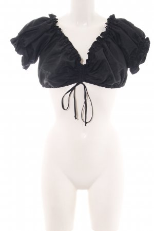 Country Line Trachtenbluse schwarz Elegant