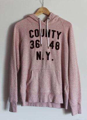 COUNTY 36 48 N.Y. / Kapuzenpullover / mit Bauchtasche