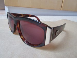 Sunglasses multicolored synthetic material