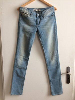 Courtney skinny Jeans hellblau Wrangler