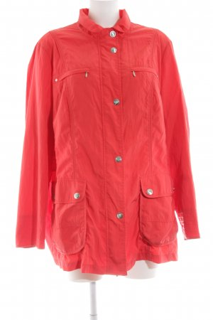 Couture Line Raincoat red casual look