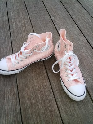 Converse High top sneaker rosé-lichtroze