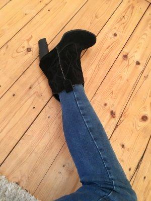 Cowboy Boot /  Western Stiefeletten von Zign, 38