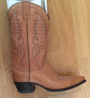 Chelsea Boot cognac-brun cuir
