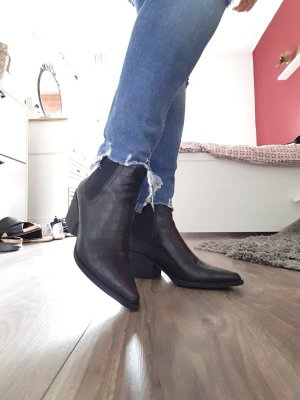 New Look Western Booties black