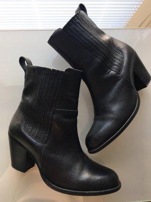 Cowboy Boots Leder H&M 38