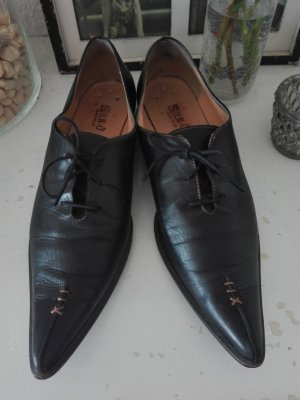 Made in Italy Stivaletto western nero