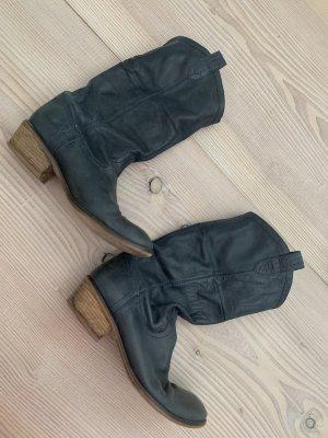 Vintage Western Laarzen veelkleurig