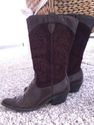 Cowboy Stiefel von INDIGO