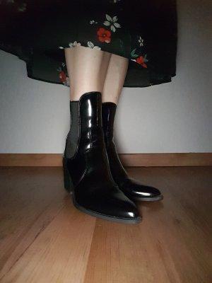 Cowboy-Stiefelette Gr.38 Zara
