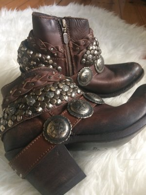 Cowboyboots Boots Liberty Black