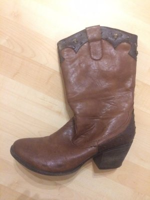 Cowboyboots Boots Stiefel 42