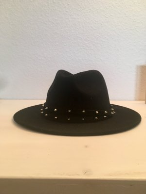 H&M Divided Cowboy Hat black-silver-colored