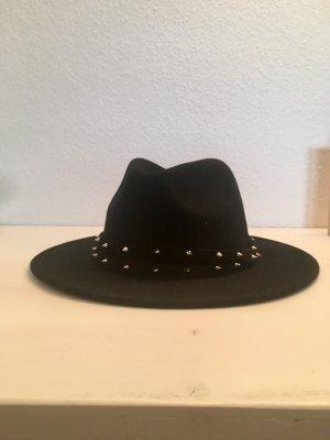 H&M Divided Cowboyhoed zwart-zilver