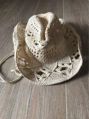 Cowboy Hat white-cream