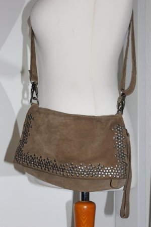 Cowboysbag Mini Bag sand brown leather