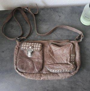 Cowboysbag Schoudertas bruin