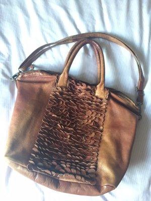 Cowboysbag Handbag brown-cognac-coloured