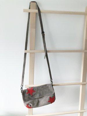 Cowboysbag Schultertasche Stars