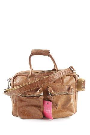 Cowboysbag Umhängetasche braun Street-Fashion-Look