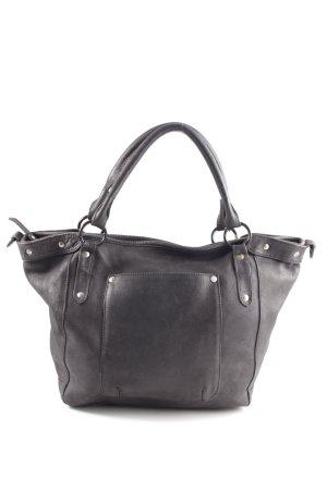 Cowboysbag Umhängetasche schwarz Casual-Look