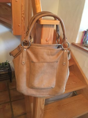 Cowboysbag, Wildleder, Shopper
