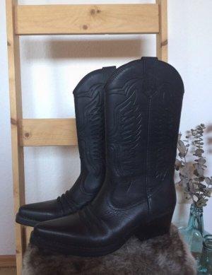 Kentucky Western Western Boots black