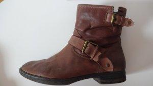 Cowboystyle – Halbstiefel aus weichem Leder
