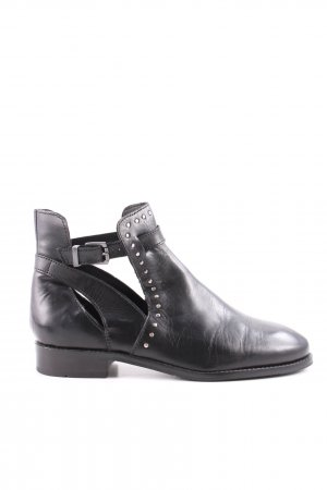 Cox Ankle Boots black business style