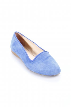 Cox Ballerinas blau minimalistischer Stil