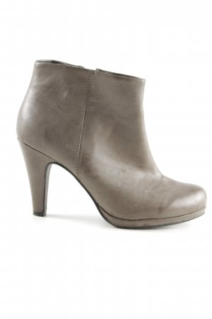 Cox Booties wollweiß Casual-Look