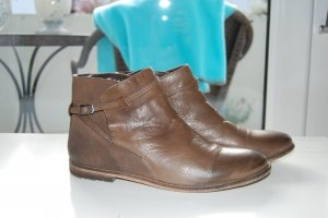 Cox Chelsea Boot marron clair cuir