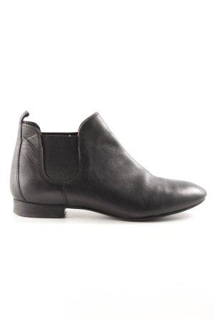 Cox Chelsea Boots black allover print classic style