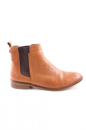 Cox Chelsea Boots light orange casual look
