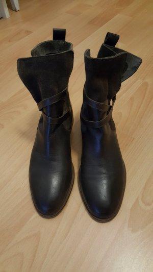 Cox Slip-on Booties brown-dark brown