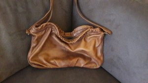 Cox Handbag cognac-coloured leather