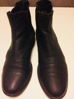 COX Leder Schuhe Ankleboots