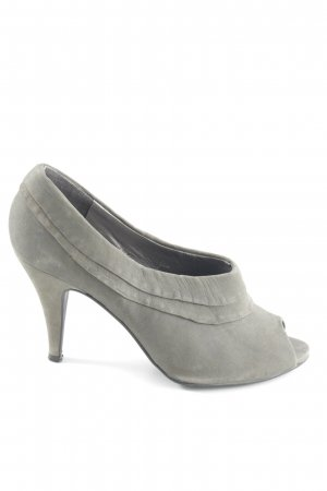 Cox Peep Toe Pumps light grey casual look